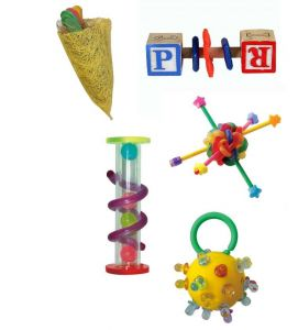 Toy Pack H Foot Toys