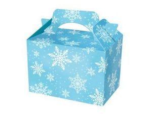 Snowflake Fun Foraging Box