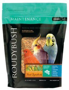 Roudybush Daily Maintenance Crumb Bird Pellet 25lb