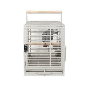 Safari Bird Travel Cage Stone