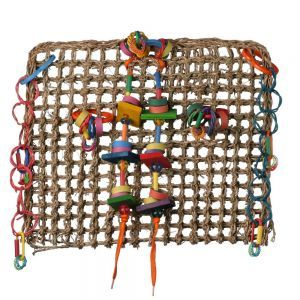 Activity Wall Bird Toy