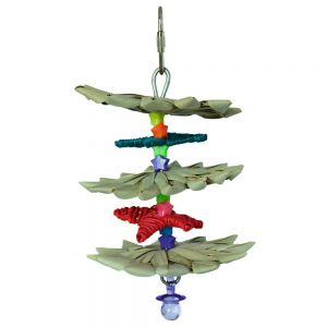 Star Struck Woven Small Bird Toy