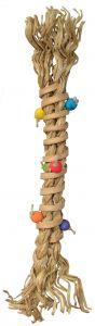 Corkscrew - Natural Bird Toy