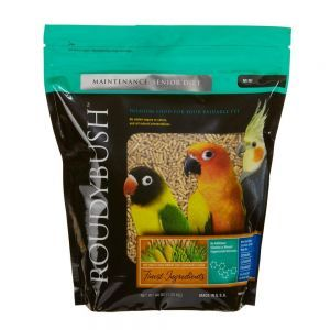 Roudybush Senior Diet Mini Bird Pellet 44oz