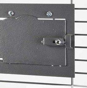 Cage Feeder Door Lock Smooth