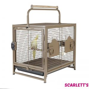 Rainforest Travellor Bird Carry Cage
