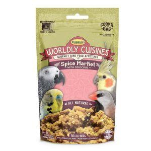 Higgins Worldly Cuisines Spice Market 20z
