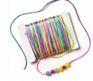 Bead Thread Toy Making Cord