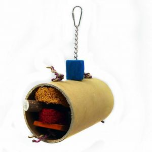 Java Tunnel Foraging Bird Toy - Medium Bird