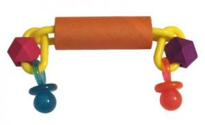 Willy Wonka Foot Toy Small Bird