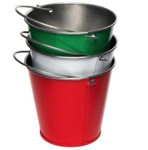 Christmas MiniForaging Bucket